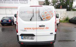 Fahrzeugbeschriftung Kunde Kunde quertour