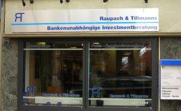 Raupach & Tillmans nachher