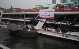 Schiff der Köln/Düsseldorfer für CEWE