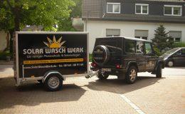 Fahrzeugbeschriftung Kunde Wasch Werk